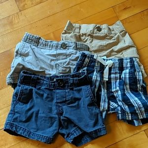 Carter's Bottoms - Bundle of boys shorts
